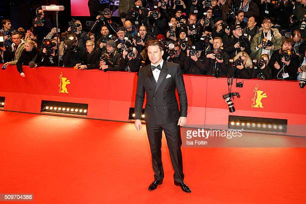 Channing Tatum attends the 'Hail Caesar' Premiere during the 66th Berlinale International Film Festival on February 11 2016 in Berlin Germany