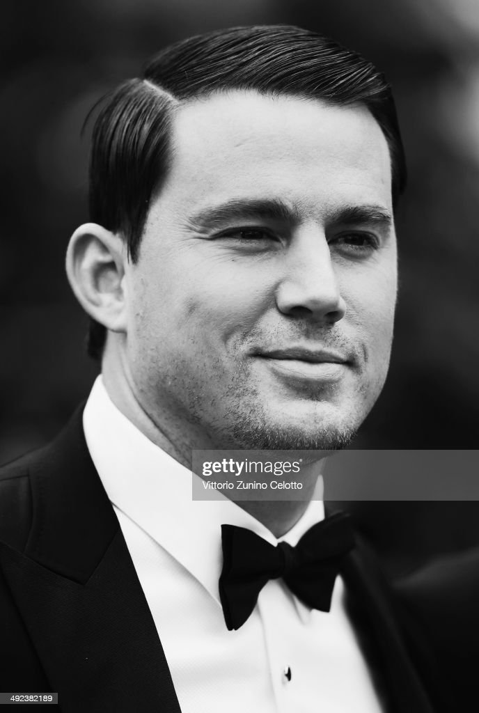 <a gi-track='captionPersonalityLinkClicked' href=/galleries/search?phrase=Channing+Tatum&family=editorial&specificpeople=549548 ng-click='$event.stopPropagation()'>Channing Tatum</a> attends the 'Maps To The Stars' premiere during the 67th Annual Cannes Film Festival on May 19, 2014 in Cannes, France.