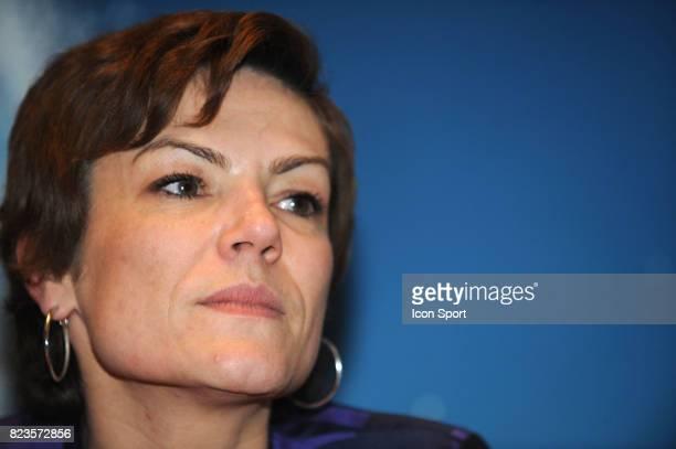 Chantal JOUANNO Fondation du groupement d'interet public Nomination de Charles Beigbeder comme president du Comite de candidature d'Annecy pour...