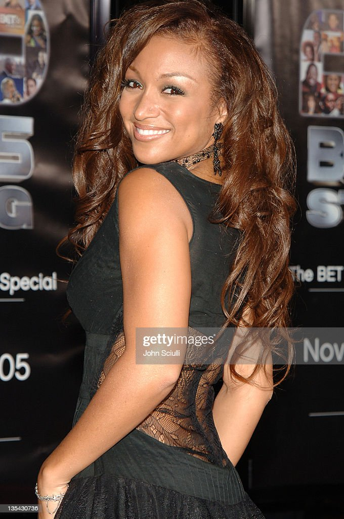 Chante Moore at BET's 25th Anniversary Premiere on Nov 1 @ 9 pm ET/PT