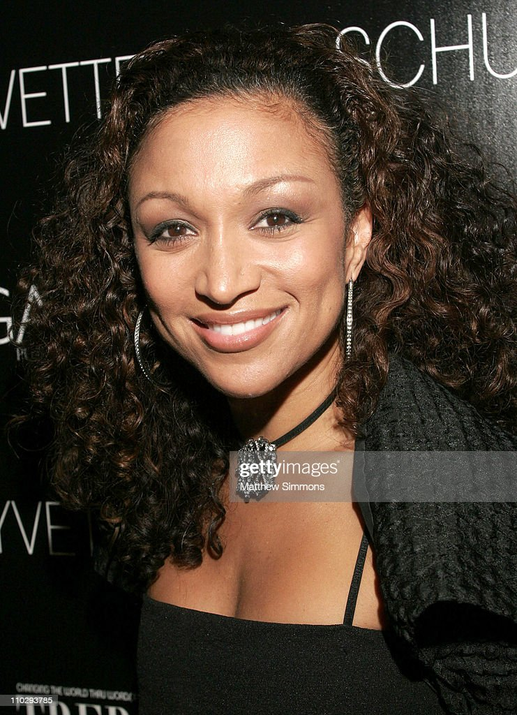 Chante Moore during Gaudy PR Presents a Celebration for TREBOU and the Birthday of Yvette Noel Schure at Private Residence in Los Angeles California...