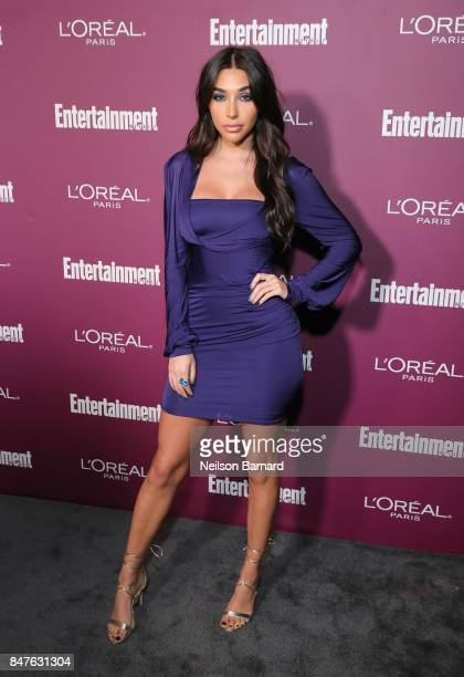 Chantel Jeffries attends the 2017 Entertainment Weekly PreEmmy Party at Sunset Tower on September 15 2017 in West Hollywood California