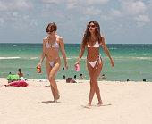 Celebrity Sightings In Miami -  June 06, 2021