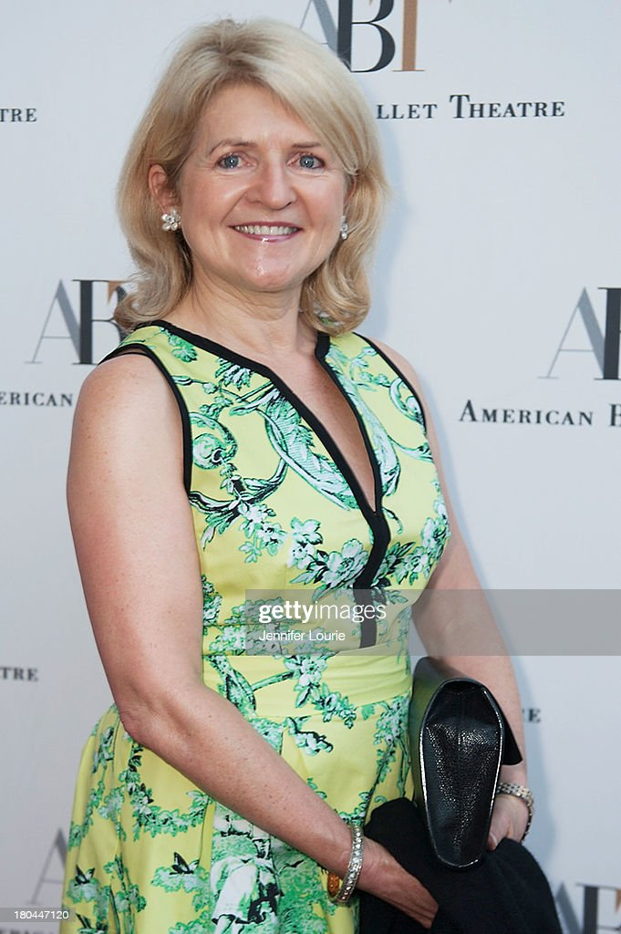 Chantel Prunier arrives at the American Ballet Theatre's Annual Fundraiser 'Stars Under the Stars: An Evening in Los Angeles' at private residence on September 12, 2013 in Beverly Hills, California.
