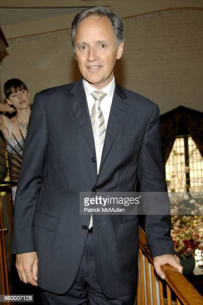 Chantelle CEO Patrice Kretz attends CHANTELLE 60th ANNIVERSARY LUNCHEON at Le Grenouille on May 15 2009 in New York City