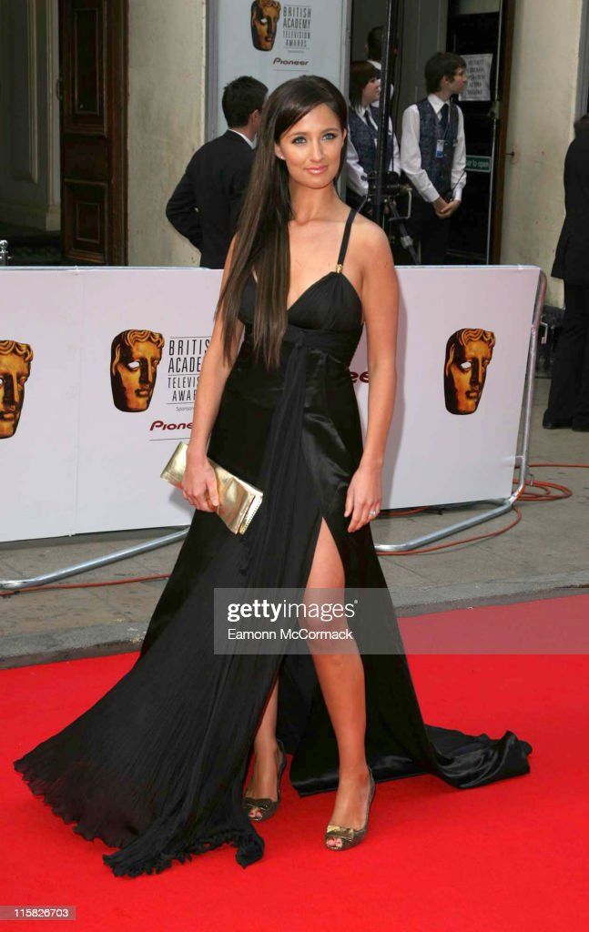 Chantelle Houghton during 2007 British Academy Television Awards Red Carpet Arrivals at London Palladium in London United Kingdom