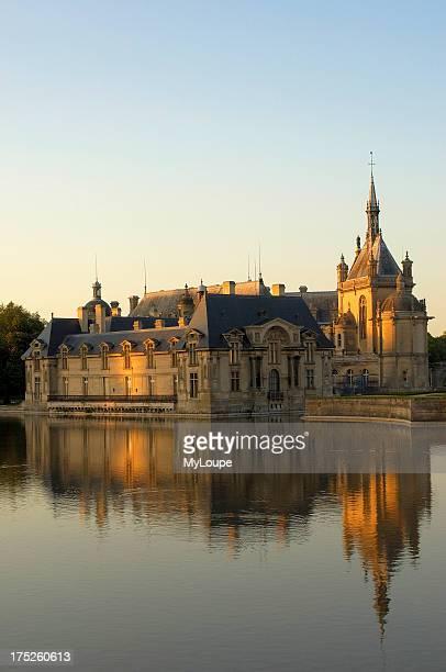 Chantilly Castle Chantilly Picardy region France
