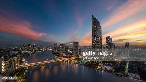 Chao Phraya River / Bangkok,Thailand