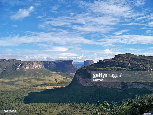 Chapada Diamantina national park - View from the t