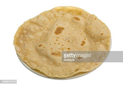 Chapati : Stock Photo