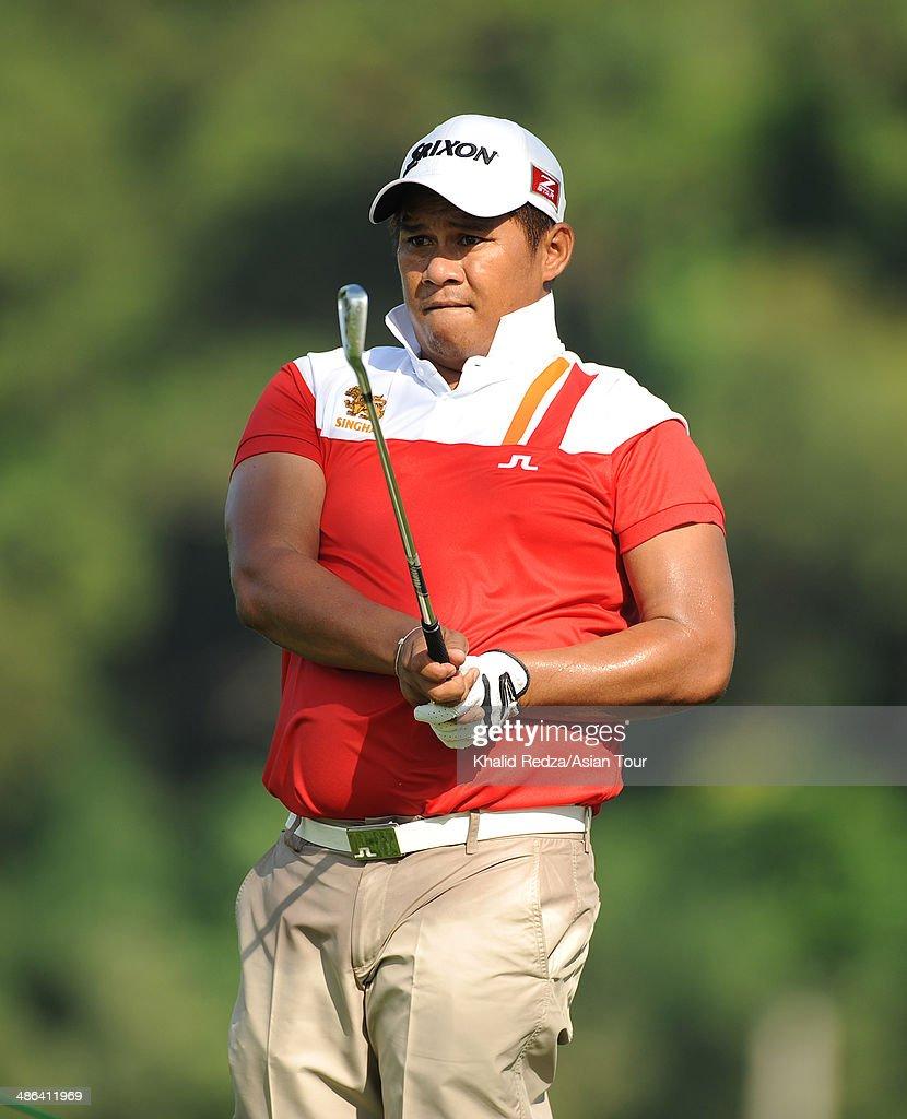 CIMB Niaga Indonesian Masters - Day One