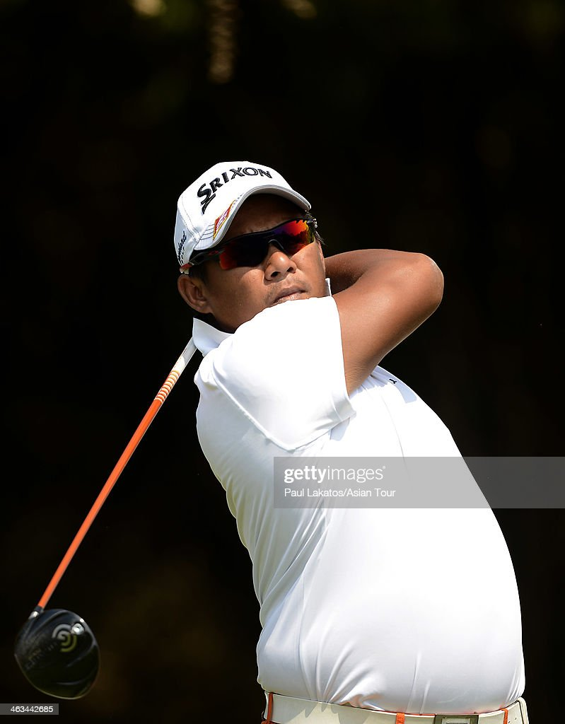 King's Cup Golf Hua Hin -  Rd 3