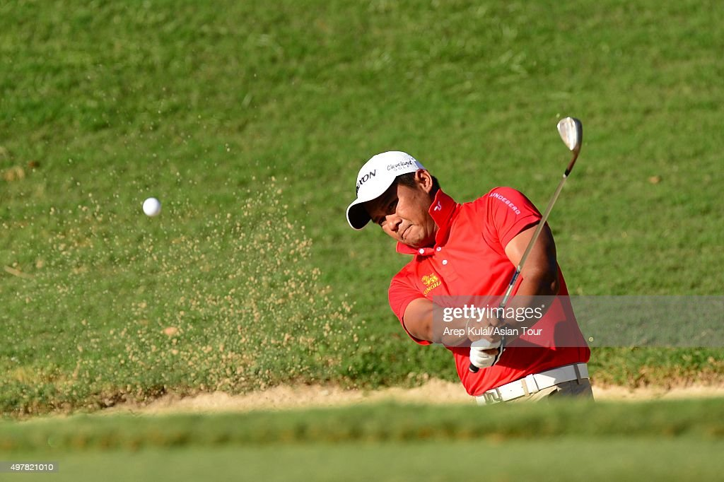 Resorts World Manila Masters - Round One