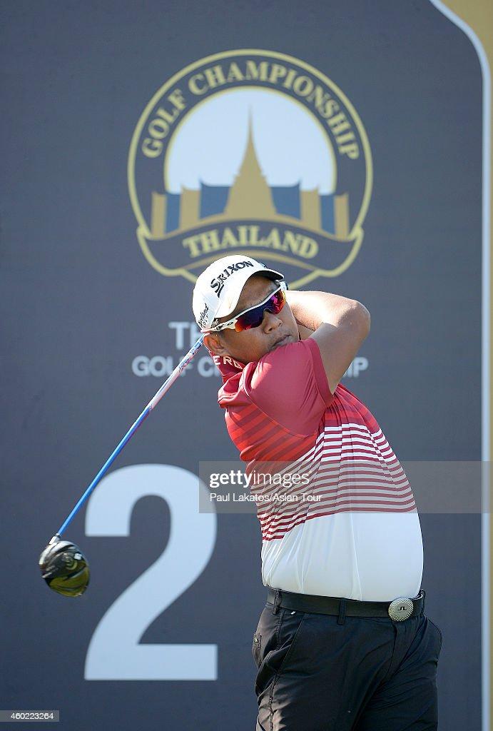 Thailand Golf Championship - Pro-Am