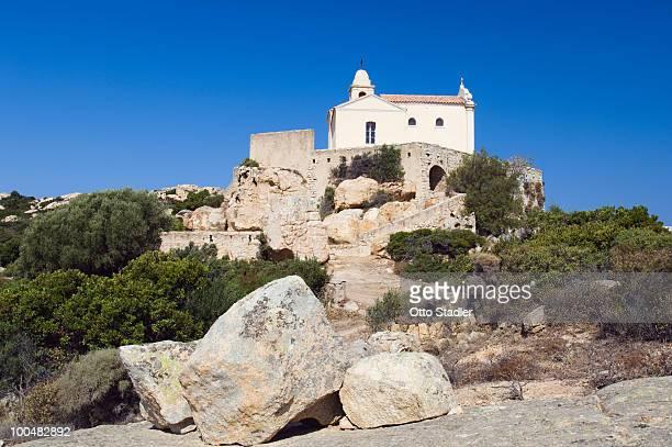 Chapel, Notre Dame de la Serra, Calvi, Corsica