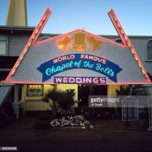 Chapel of the Bells wedding chapel Las Vegas