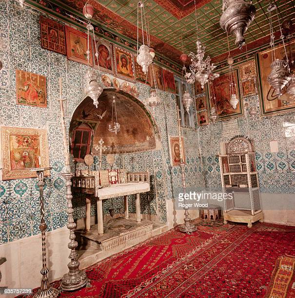 Chapel of the Burning Bush at St Catherine's Monastery