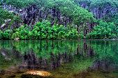 Chapel Pond, Adirondack Park, NY USA