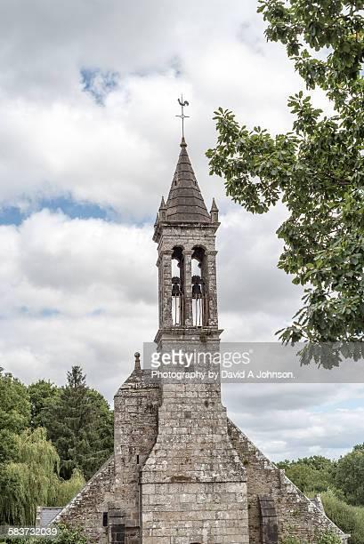 Chapelle Notre Dame des Cieux-Lochmaria Berrien