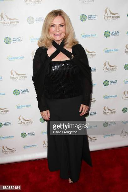 Char Margolis attends the Steve Irwin Gala Dinner at the SLS Hotel at Beverly Hills on May 13 2017 in Los Angeles California