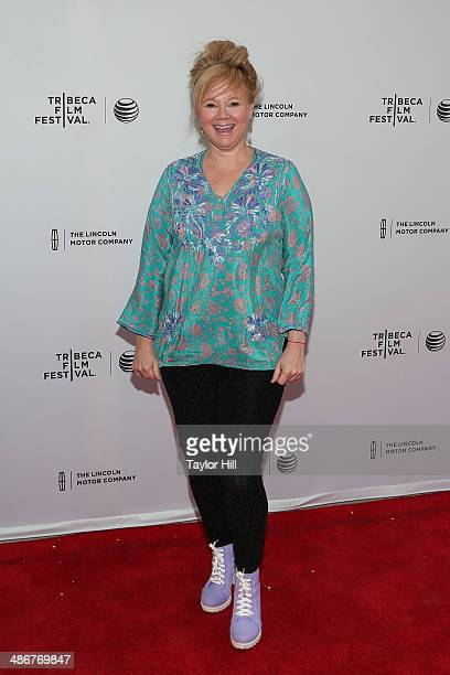 Character actor Caroline Rhea attends the premiere of 'Sister' during the 2014 Tribeca Film Festival at SVA Theater on April 25 2014 in New York City