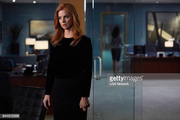 SUITS 'Character and Fitness' Episode 616 Pictured Sarah Rafferty as Donna Paulsen