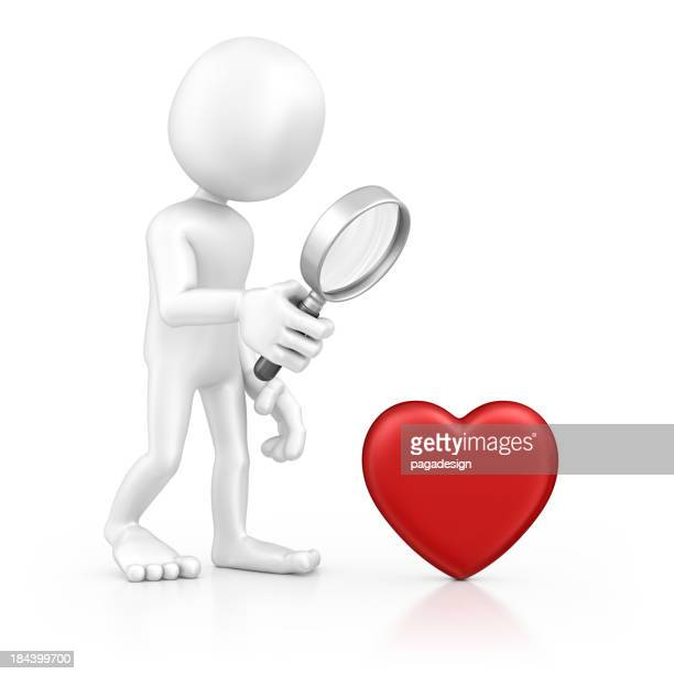 character searching love