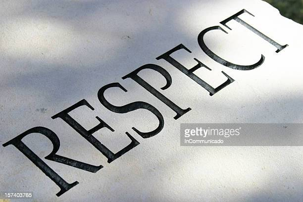 Character traits series - RESPECT