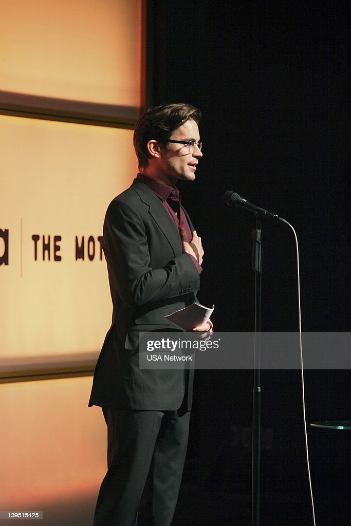UNITE -- 'Characters Unite/Moth Storytelling Event in LA on Wednesday, February 15, 2012' -- Pictured: Matt Bomer --