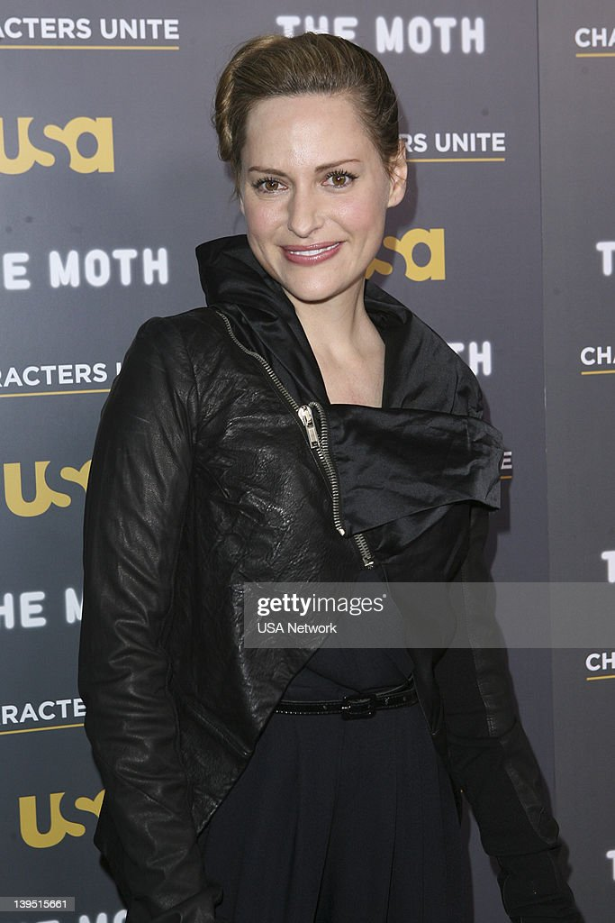 UNITE -- 'Characters Unite/Moth Storytelling Event in LA on Wednesday, February 15, 2012' -- Pictured: Aimee Mullins --