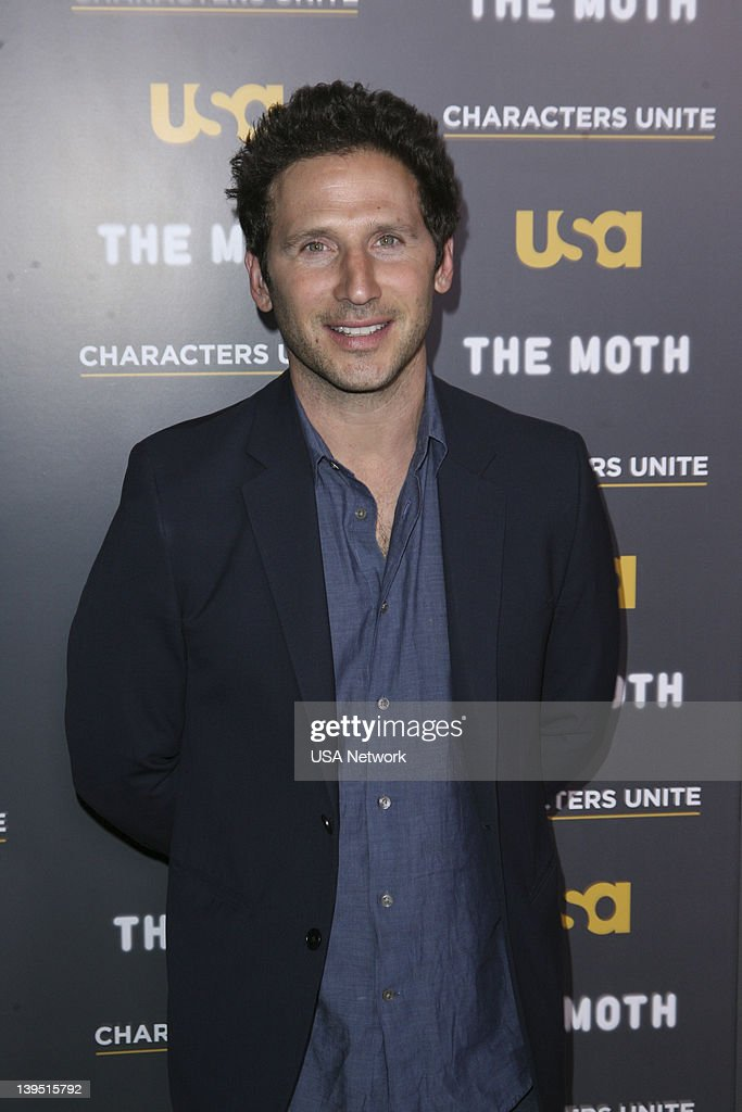 UNITE -- 'Characters Unite/Moth Storytelling Event in LA on Wednesday, February 15, 2012' -- Pictured: Mark Feurerstein --