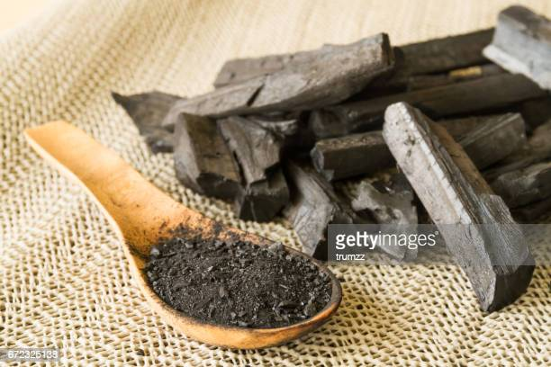 "Have you tried a ""Goth Latte""? The key ingredient, activated charcoal powder, removes toxins from the body."