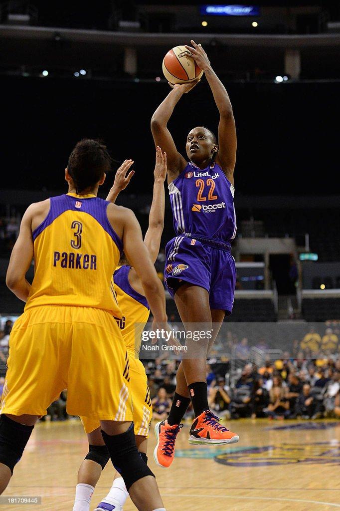 Phoenix Mercury v Los Angeles Sparks - Game Three