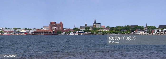 Charelottetown Waterfront : Foto stock