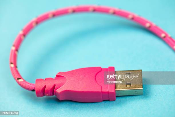 USB charger cable connector, micro USB cable