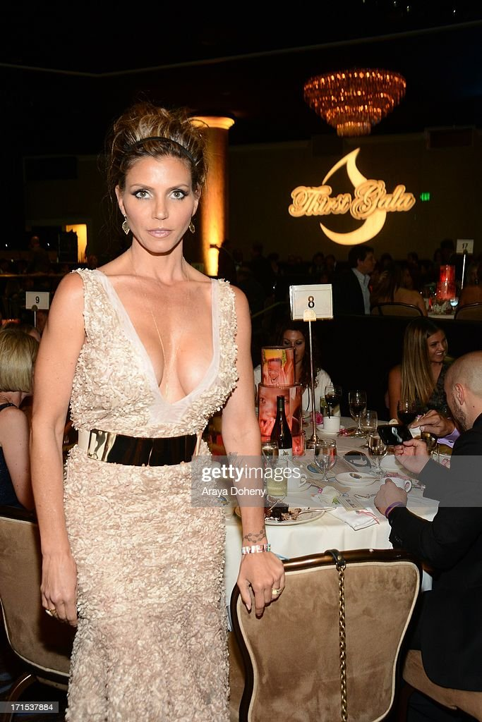 Charisma Carpenter at The Thirst Project 4th annual gala and performance at The Beverly Hilton Hotel on June 25, 2013 in Beverly Hills, California.