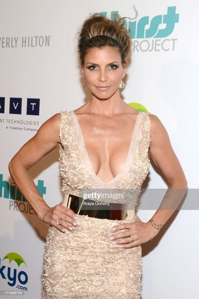 Charisma Carpenter attends the 4th Annual Thirst Gala at The Beverly Hilton Hotel on June 25, 2013 in Beverly Hills, California.