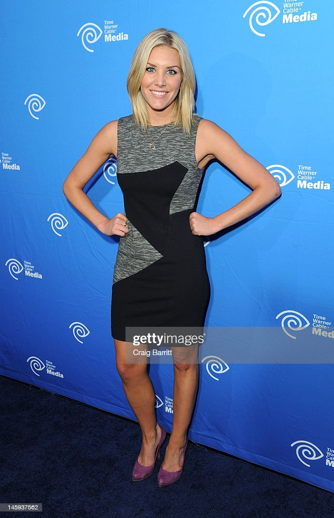 Charissa Thompson attends the Time Warner Cable Media 'Cabletime' Upfront at Yotel Hotel on June 7, 2012 in New York City.