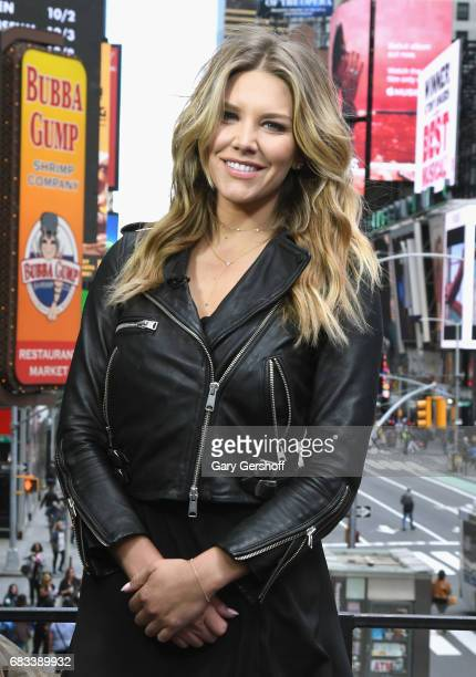 Charissa Thompson hosts 'Extra' at their New York studios at Hard Rock Cafe New York on May 15 2017 in New York City
