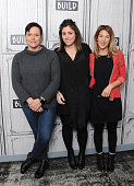 Build Presents Charity Lee, Carlye Rubin and Katie Green...