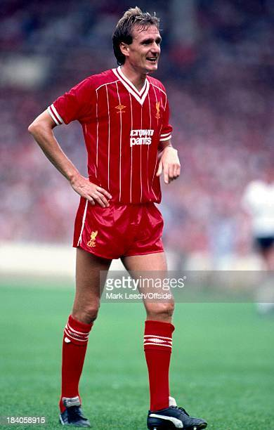 Charity Shield Liverpool v Manchester United Phil Thompson