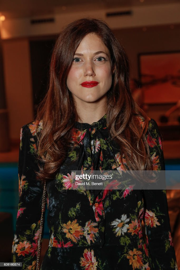 Charity Wakefield attends the press night after party for 'Apologia' at the Haymarket Hotel on August 3, 2017 in London, England.