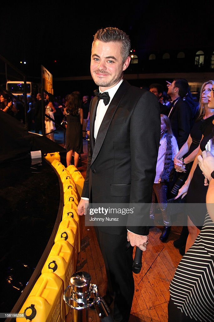 Water Founder Scott Harrison attends the 7th Annual Charity Ball at the 69th Regiment Armory on December 10, 2012 in New York City.