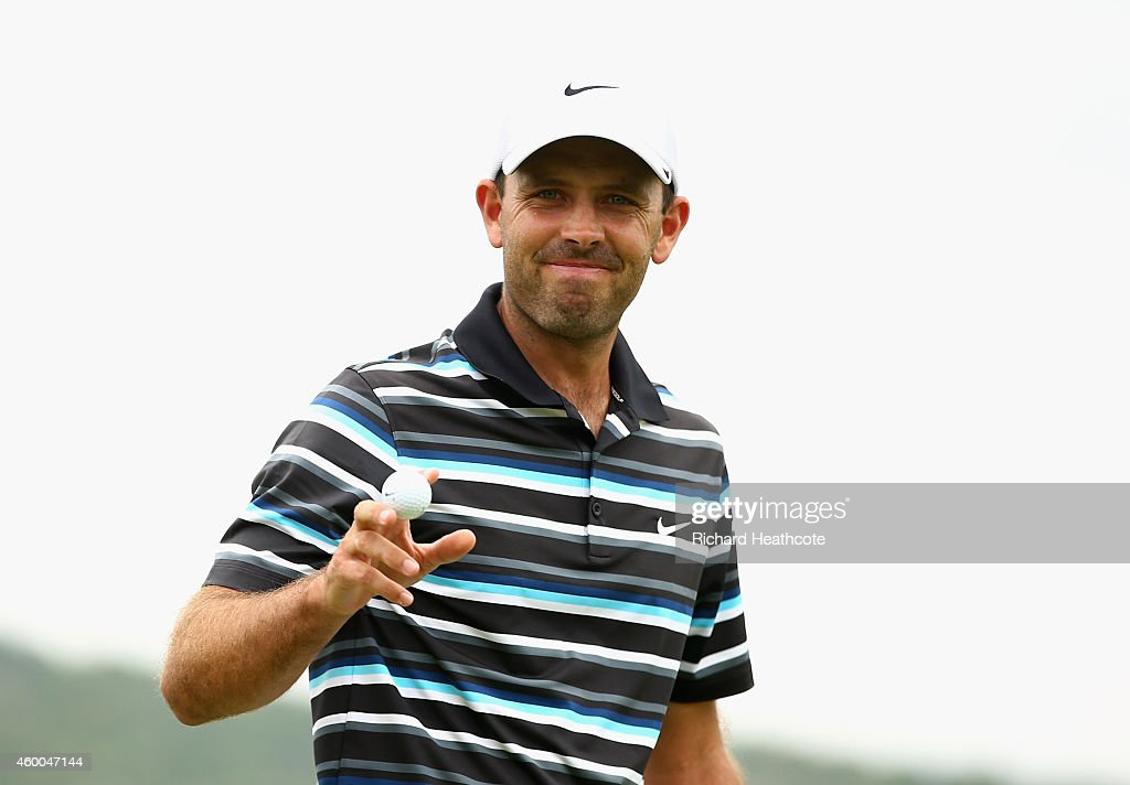 <a gi-track='captionPersonalityLinkClicked' href=/galleries/search?phrase=Charl+Schwartzel&family=editorial&specificpeople=213793 ng-click='$event.stopPropagation()'>Charl Schwartzel</a> of South Africa in action during the third round of the Nedbank Golf Challenge at the Gary Player Country Club on December 6, 2014 in Sun City, South Africa.