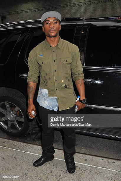 Charlamagne Tha God is seen on May 10 2016 in New York City