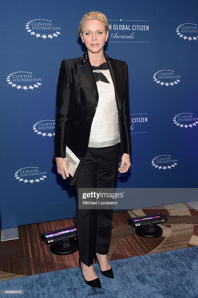 <a gi-track='captionPersonalityLinkClicked' href=/galleries/search?phrase=Charlene+-+Princess+of+Monaco&family=editorial&specificpeople=726115 ng-click='$event.stopPropagation()'>Charlene</a>, Princess of Monaco attends 8th Annual Clinton Global Citizen Awards at Sheraton Times Square on September 21, 2014 in New York City.