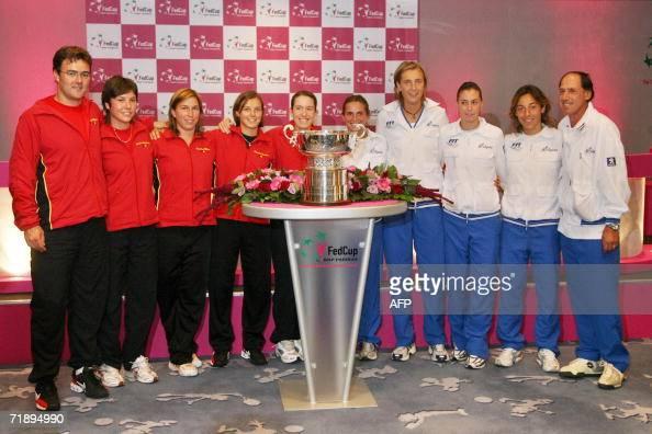 Belgium Fed Cup team