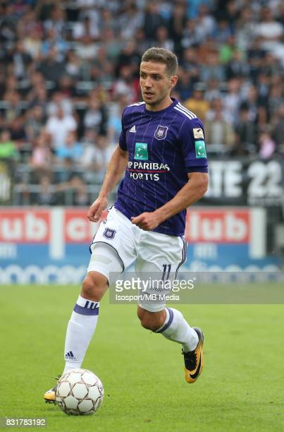 20170813 Charleroi Belgium / Sporting Charleroi v Rsc Anderlecht / 'nAlexandru CHIPCIU'nFootball Jupiler Pro League 2017 2018 Matchday 3 / 'nPicture...