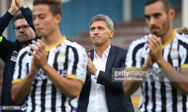 20170813 Charleroi Belgium / Sporting Charleroi v Rsc Anderlecht / 'nFelice MAZZU'nFootball Jupiler Pro League 2017 2018 Matchday 3 / 'nPicture by...