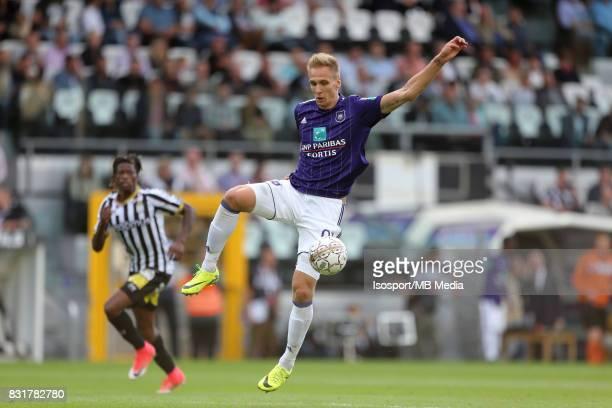 20170813 Charleroi Belgium / Sporting Charleroi v Rsc Anderlecht / 'nLukasz TEODORCZYK'nFootball Jupiler Pro League 2017 2018 Matchday 3 / 'nPicture...